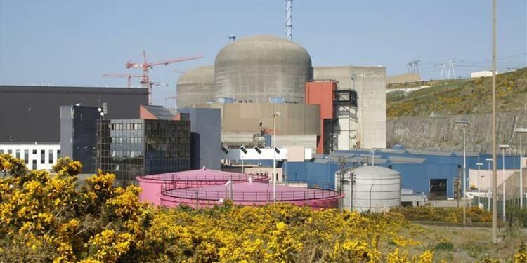 EDF relève de 2 milliards le coût de l'EPR de Flamanville