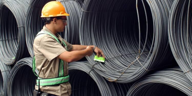 Le retour aux bénéfices d'ArcelorMittal ne convainc pas