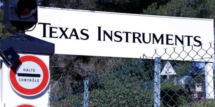 Texas Instruments supprime 517 emplois en France
