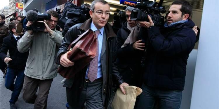 Un huissier mandaté par François Fillon au siège de l'UMP