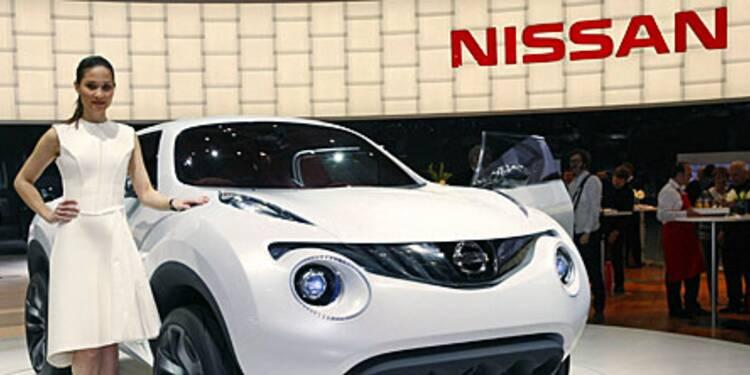 Renault profite en Bourse du redressement de Nissan