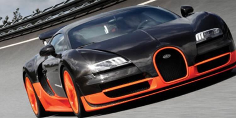 Les supercars de Bugatti et Ferrari se vendent comme des petits pains
