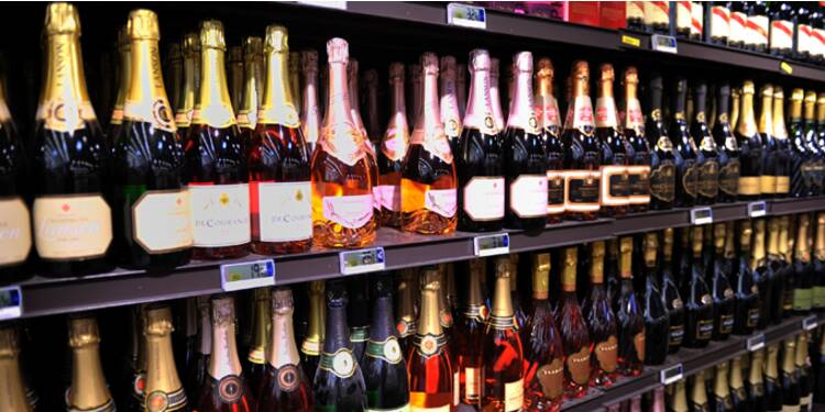 Acheter un bon champagne, ça se prépare