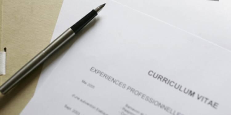 Le CV anonyme expérimenté à partir d'aujourd'hui