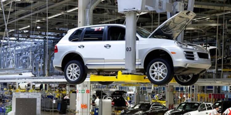 Dopé par la prime à la casse, le marché auto européen poursuit son redressement