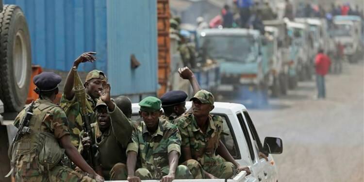 Les rebelles congolais du M23 quittent Goma