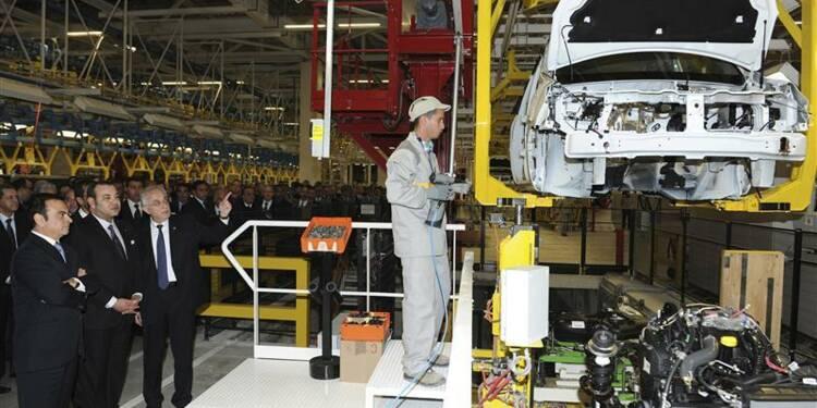 "Ayrault vante au Maroc la ""colocalisation"" industrielle"