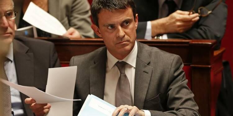 Valls veut réformer le mode d'évaluation de la délinquance