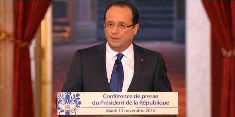 Suivez en direct le grand oral de François Hollande
