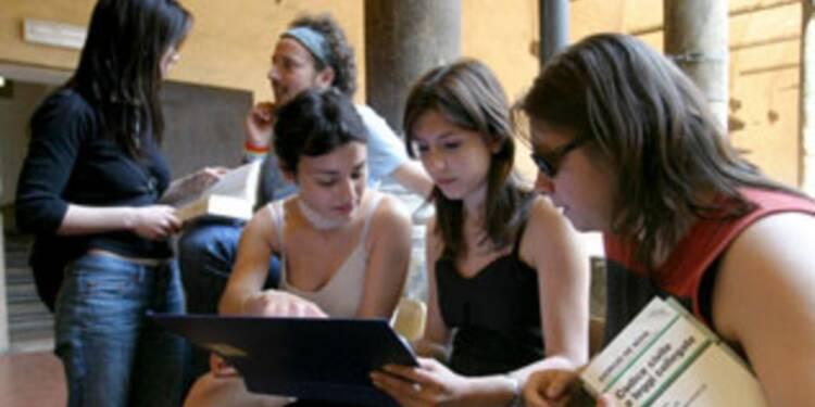 Deux étudiants sur dix travaillent pendant les vacances