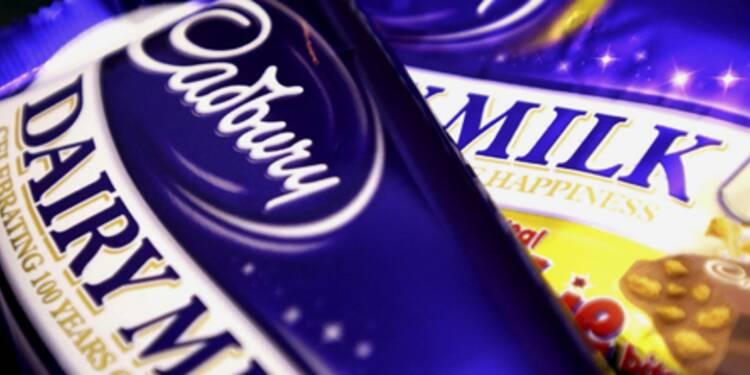 Kraft veut croquer Cadbury pour 11,7 milliards d'euros