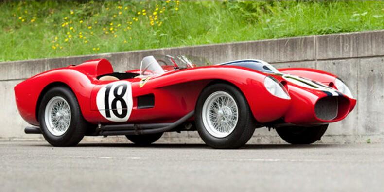 Ferrari Testa Rossa, Mercedes 540 K, Porsche 911… le prix des voitures de collection s'envole
