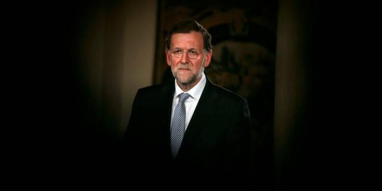 Une aide européenne pas d'actualité pour l'Espagne, assure Mariano Rajoy