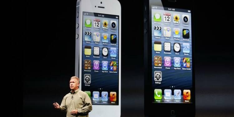 Plus de 2 millions d'iPhone 5 vendus dans les premières 24 heures