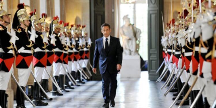 Nicolas Sarkozy annonce le lancement d'un emprunt public