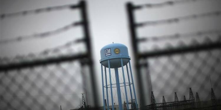 GM rachète 200 millions de ses actions au Trésor américain