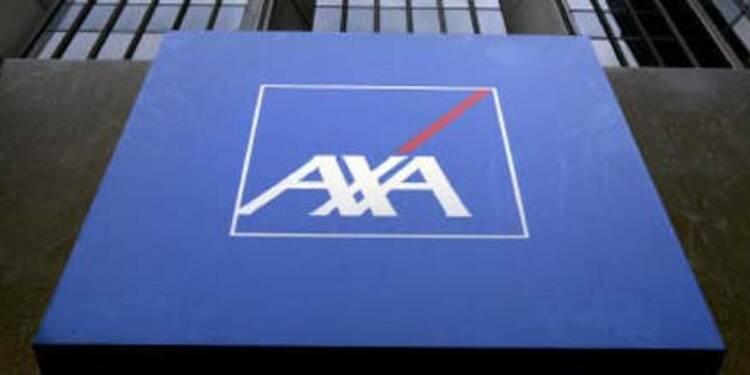 Nouveau plongeon du titre Axa, au plus bas depuis 1992