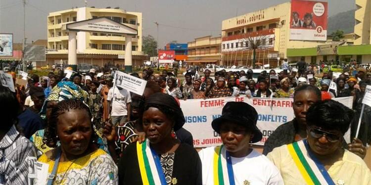 Bangui sous tension sur fond de négociations en Centrafrique