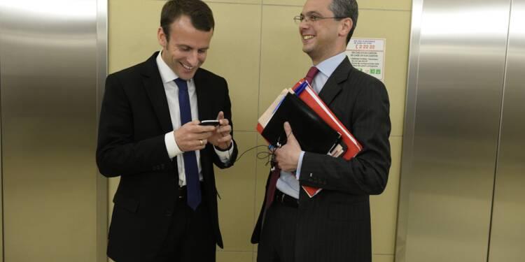 Alexis Kohler, le nouveau secrétaire général de l'Elysée choisi par Emmanuel Macron