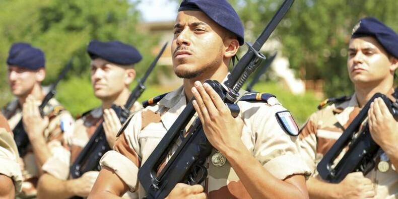 Macron auprès des troupes la semaine prochaine, a priori au Mali