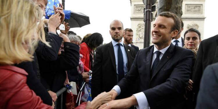 Gouvernement, Berlin et Mali au menu de la première semaine de Macron