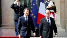 Macron promet d'oeuvrer à réconcilier la France et réformer l'UE