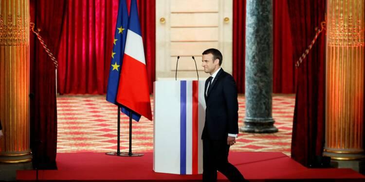 JO: Macron recevra à l'Elysée les membres du CIO mardi