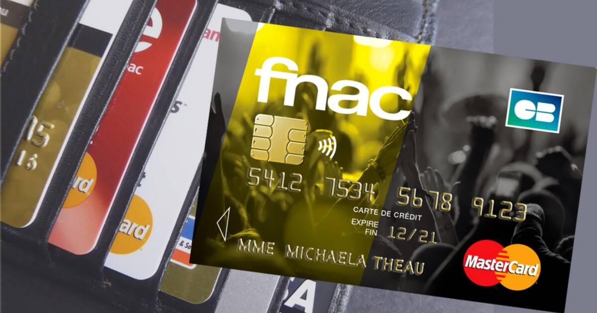 Carte American Express Gold Fnac.Faut Il Craquer Pour La Nouvelle Carte Bancaire De La Fnac