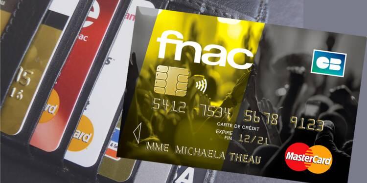 Carte Bancaire Gratuite A Letranger.Faut Il Craquer Pour La Nouvelle Carte Bancaire De La Fnac