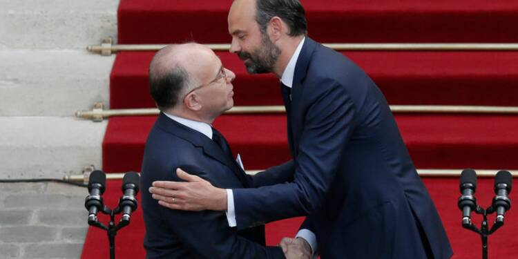 "La ""transgression"" d'Edouard Philippe bouscule la droite"