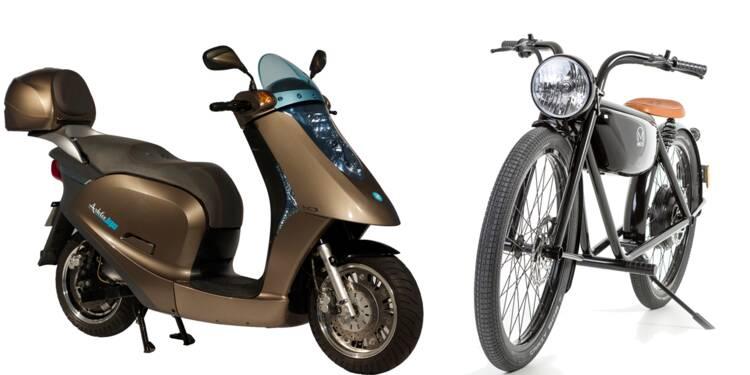 La fulgurante percée du deux-roues électrique