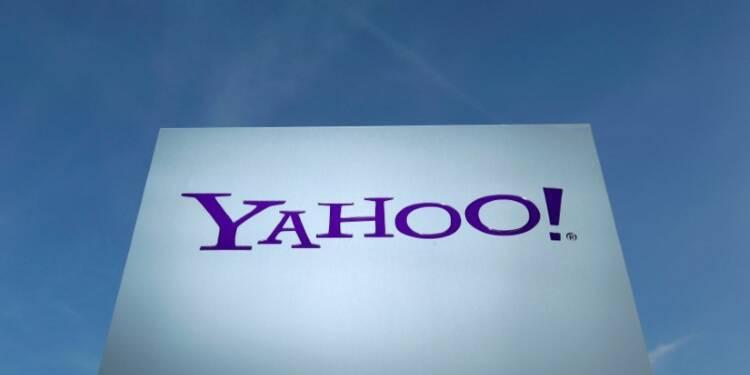 Yahoo rachète des actions avant l'accord avec Verizon