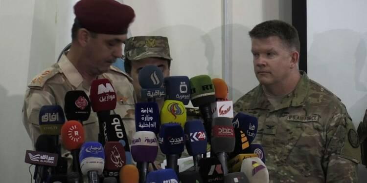 Les forces irakiennes ont repris près de 90% de Mossoul-Ouest