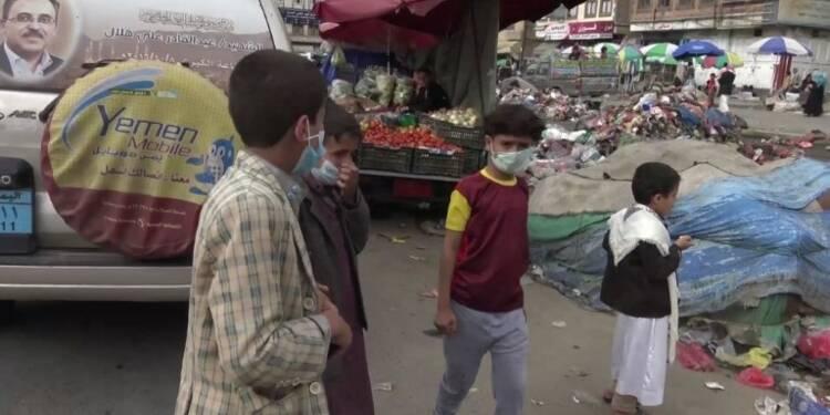 L'épidémie de choléra se répand dans le Yémen en guerre