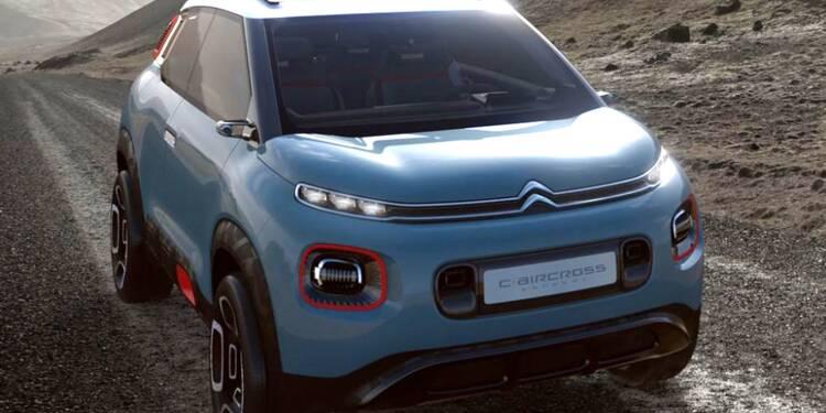 Le SUV C3 Aircross de Citroën va-t-il plaire ?