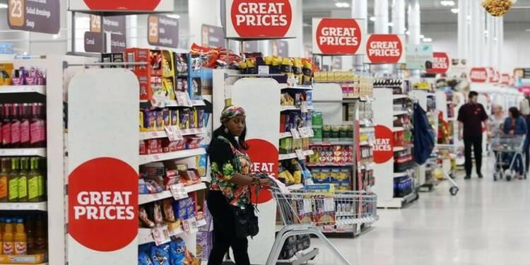 L'inflation en Grande-Bretagne au plus haut depuis septembre 2013