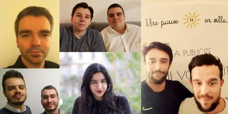 Transats sponsorisés, quiz électoral... cinq étonnants projets étudiants