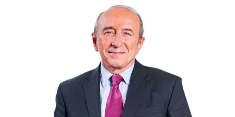 Gymnastique, carnet orange et bons restos : les petits secrets de Gérard Collomb, le nouveau ministre de l'Intérieur
