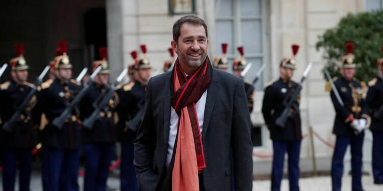 """Castaner, le porte-parole du gouvernement """"tombé amoureux"""" de Macron"""