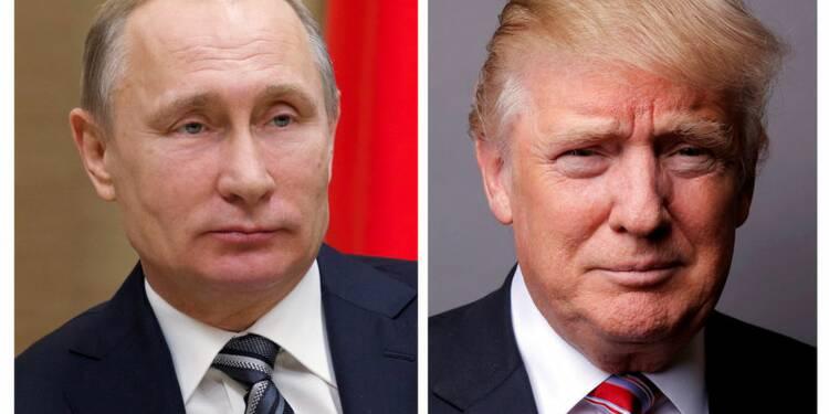 L'idée d'une enquête indépendante sur Trump et la Russie avance
