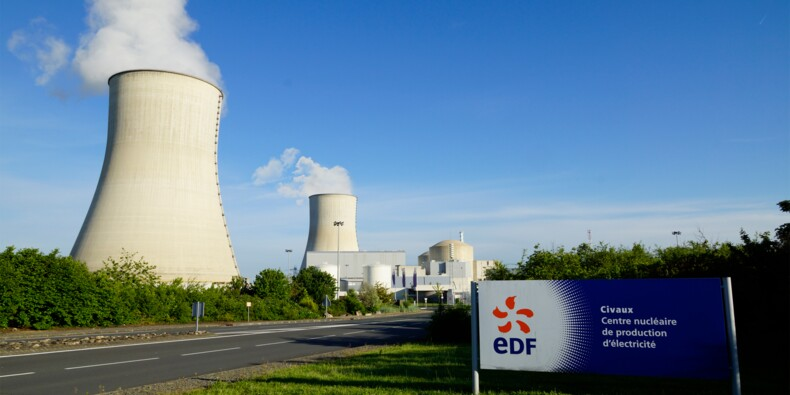 EDF : l'action dévisse après la nomination de Nicolas Hulot