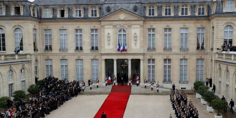 Dix-huit ministres dans le gouvernement d'Edouard Philippe
