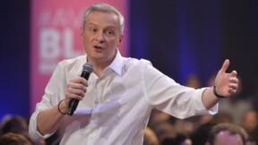 Bruno Le Maire : en économie, c'est le grand écart avec Macron
