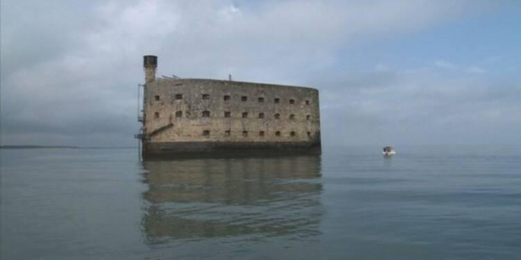 Le Fort Boyard sauvé des eaux par la télévision