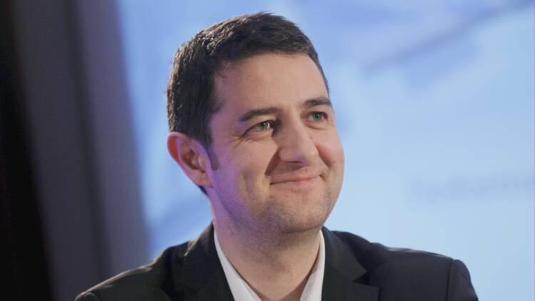 Laurent Guimier, nouveau numéro 2 de Radio France