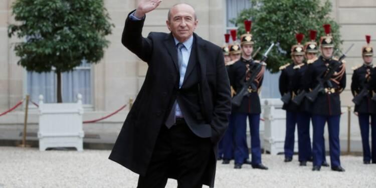 RPT-Collomb, artisan de la victoire de Macron, à l'Intérieur