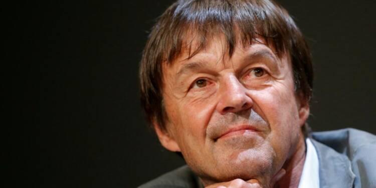 Nicolas Hulot... enfin ministre de l'Ecologie