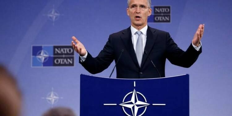 Paris, Berlin contre l'élargissement du rôle de l'Otan contre l'EI