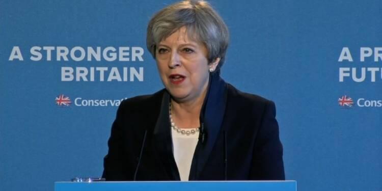 GB : Theresa May veut un mandat clair pour le Brexit