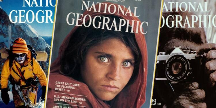 Jeune Afghane, Everest, Titanic… 13 photos qui ont fait la légende de National Geographic